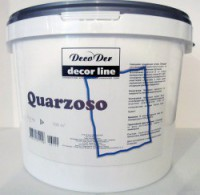 Кварцевая укрывающая подложка  Quarzoso